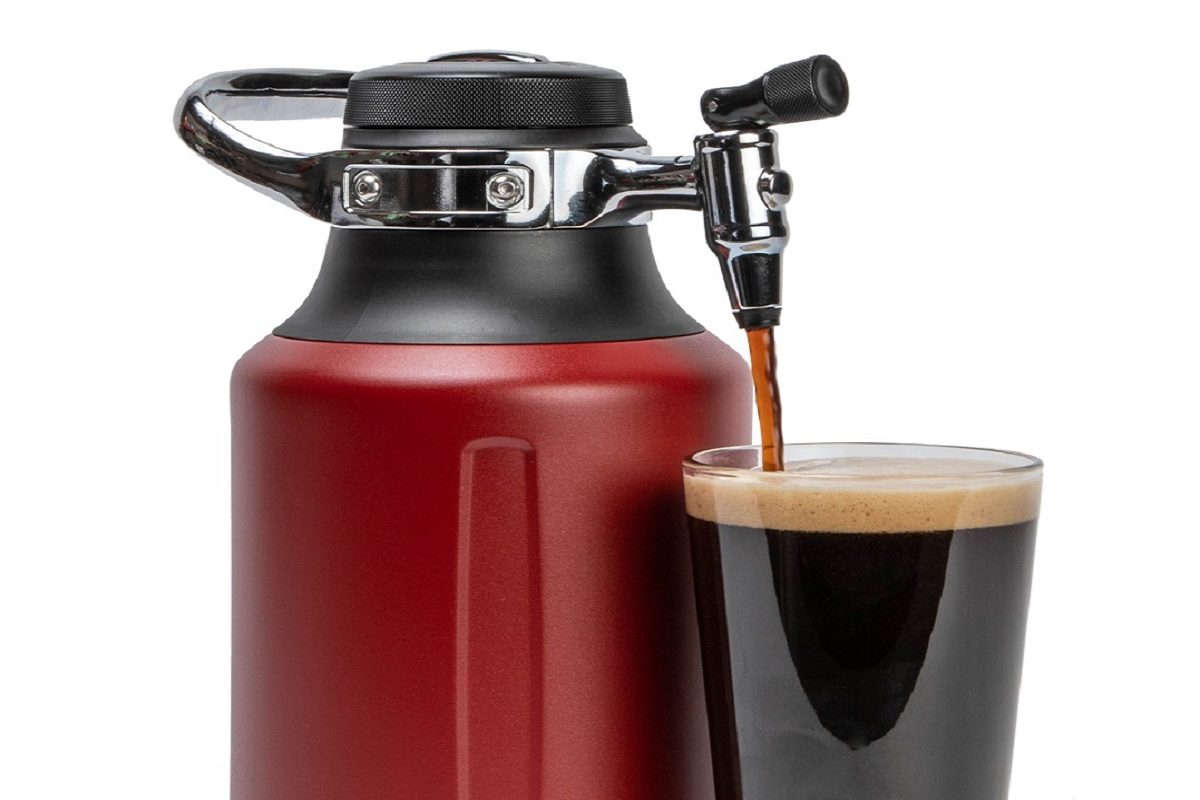 Go Pour-Red