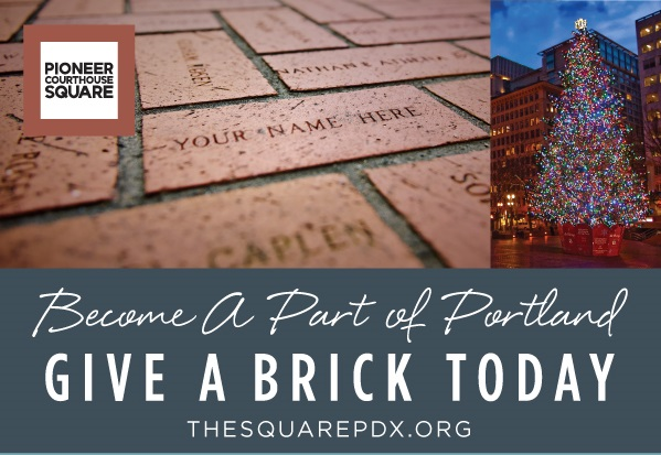 Give a brick today